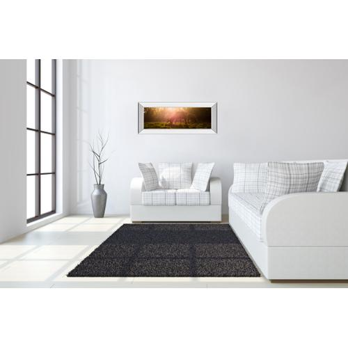 """Morning Haze"" By Joe Reynolds Mirror Framed Photo Print Wall Art"