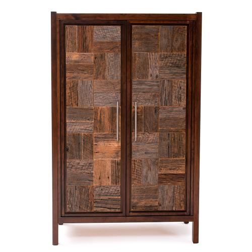 Transformation 2 Door Armoire