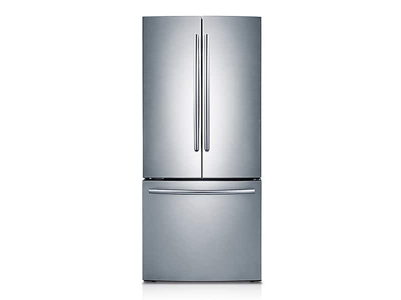 Samsung22 Cu. Ft. French Door Refrigerator In Stainless Steel