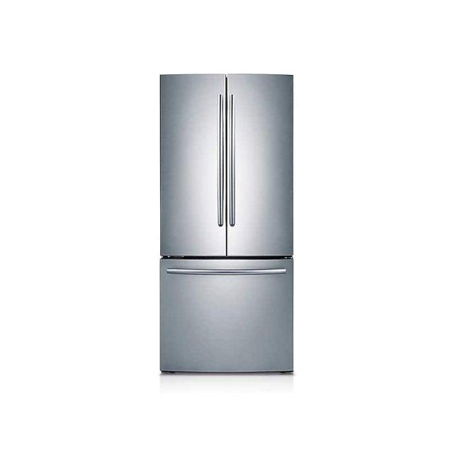 Samsung Appliances 22 cu. ft. French Door Refrigerator in Stainless Steel