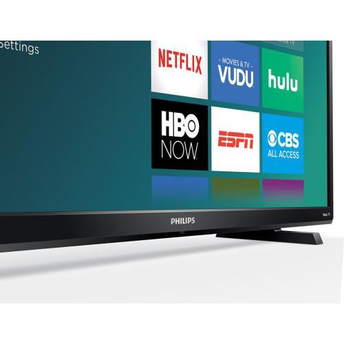 Philips - Roku TV 4000 series LED-LCD TV