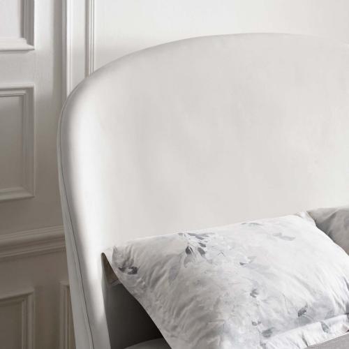 Modway - Mira Upholstered Performance Velvet Queen Platform Bed in White