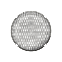 """See Details - 10"""" Stamped Mesh Grille Insert"""