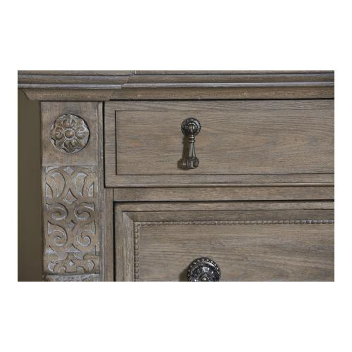 A.R.T. Furniture - Arch Salvage Jackson Drawer Chest, Parchment