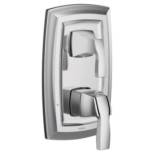 Voss chrome m-core 3-series with integrated transfer valve trim