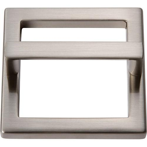 Tableau Square Base and Top 2 1/2 Inch (c-c) - Brushed Nickel