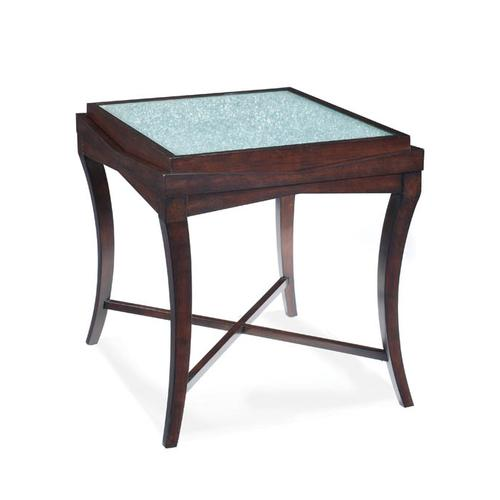 Magnussen Home - Mina Rectangular End Table