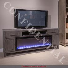 78 Inch Fireplace TV Console