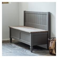 GA Cookham Hall Bench Grey