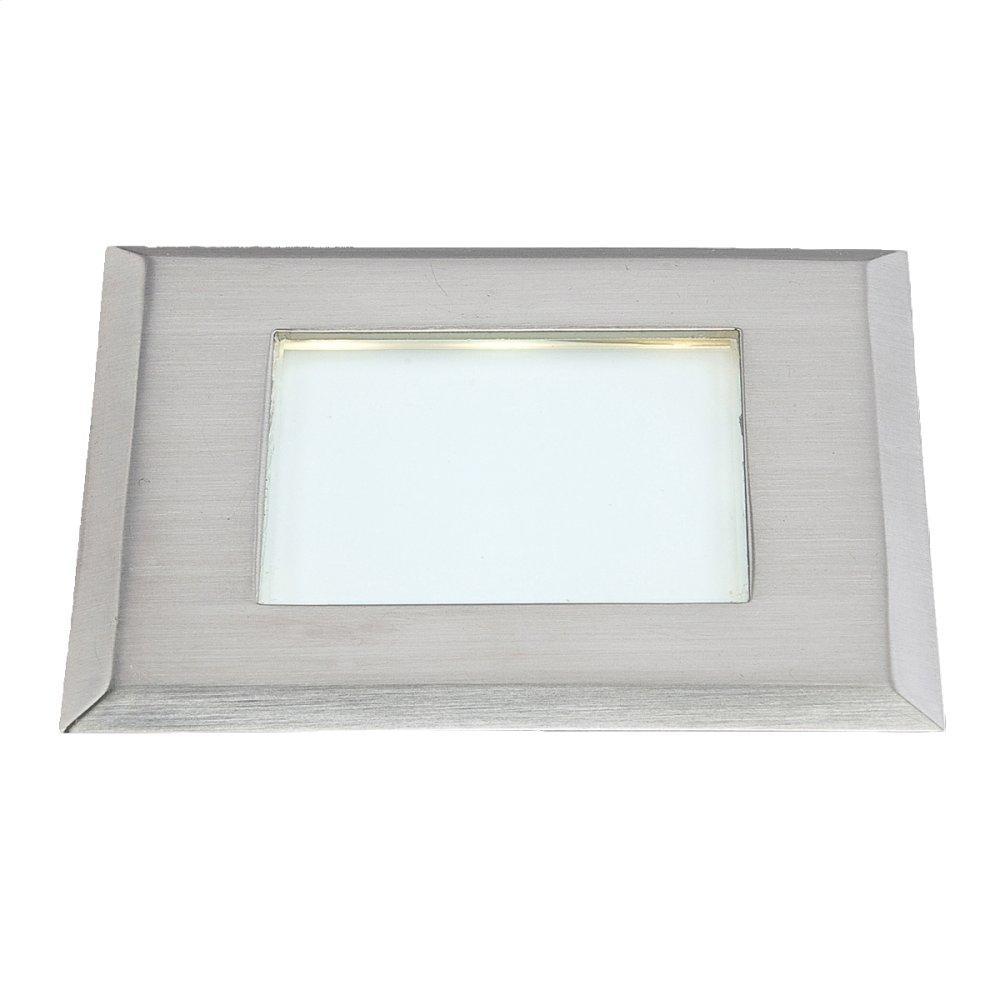 See Details - INFLOOR,0.5 W LED - Satin Nickel