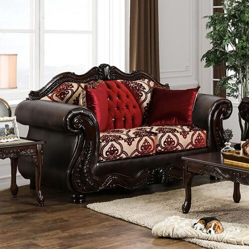 Furniture of America - Wilford Love Seat