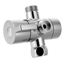 Moen Chrome Shower Arm Diverter (Non-Pivoting)