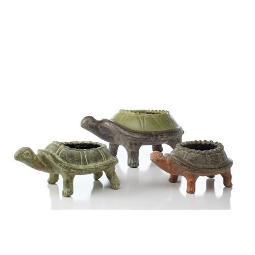 Mama Turtle Planter
