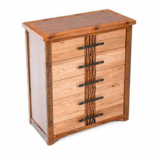 Green Gables Furniture - Mendocino 5 Drawer Chest