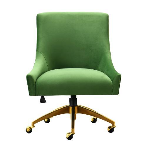 Tov Furniture - Beatrix Green Office Swivel Chair