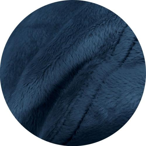 Full Cover - Plush Fur - Navy