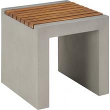 """Rio Outdoor End Table - 18.5"""" W x 18.5"""" D x 18.5"""" H"""
