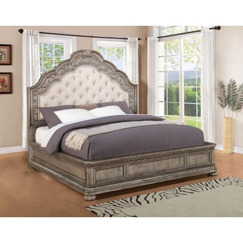 San Cristobal Queen Upholstered Bed