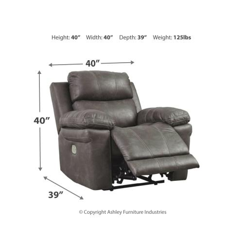 Erlangen Power Recliner