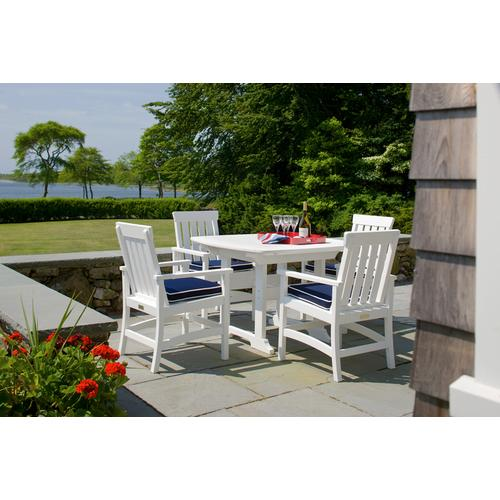 Seaside Casual - Portsmouth 42x42 Dining Table (049)