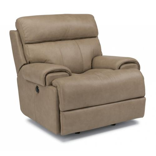 Product Image - Margot Leather Power Gliding Recliner