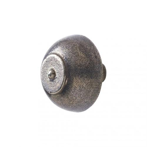 Dome Knob - CK238 Silicon Bronze Rust