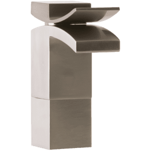 Quarto Medium Vessel Lav Faucet Brushed Nickel Product Image