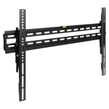 """See Details - FLASH MOUNT Tilt TV Wall Mount with Built-In Level - Max VESA Size 600 x 400mm - Fits most TV's 40"""" - 84"""" (Weight Capacity 140LB)"""