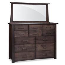 View Product - Naomi 12-Drawer Bureau, 63'w x 22 'd x 47 'h