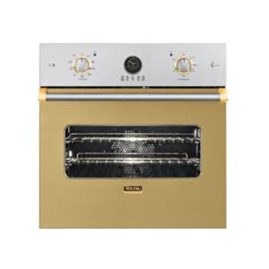 "30"" Single Custom Electric Premiere Oven, Brass Accent"