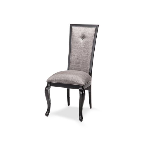 After Eight Studio Side Chair BlackOnyx