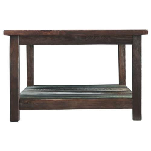 Red Hot Buy- Be Happy! Rectangular Cocktail Table