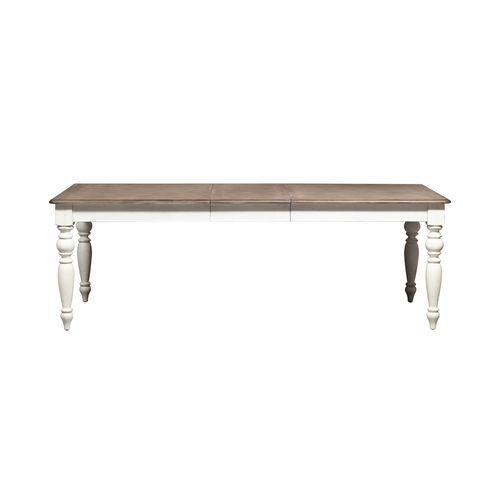 Rectangular Leg Table