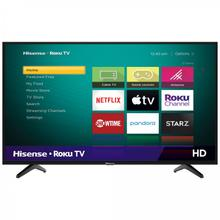 "32"" Class - H4 Series - HD Hisense Roku TV (2020)"