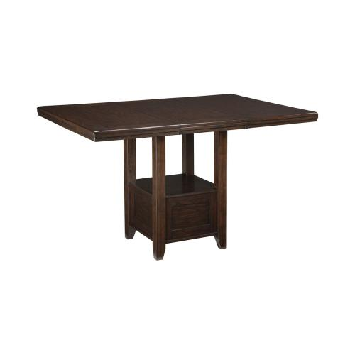 Haddigan RECT DRM Counter EXT Table Dark Brown