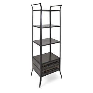 Oscar Metal Bookshelf