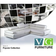 """VIG Furniture 2012 Catalog - Side A """"Popular Collection"""""""