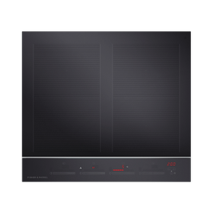"Fisher & PaykelInduction Cooktop, 24"", 4 Zones with SmartZone"