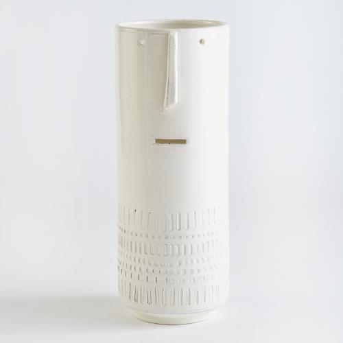 Mod Face Vase-Med