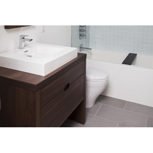 "Floor-mount vanity F124 - 24"" Depth"
