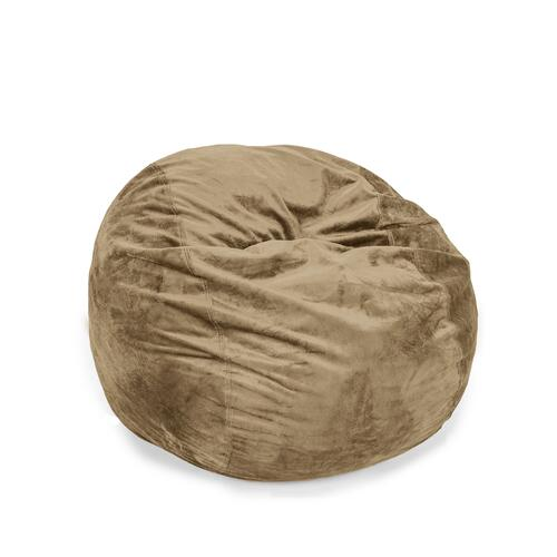 Cordaroys - Full Chair - Plush Fur - Brown