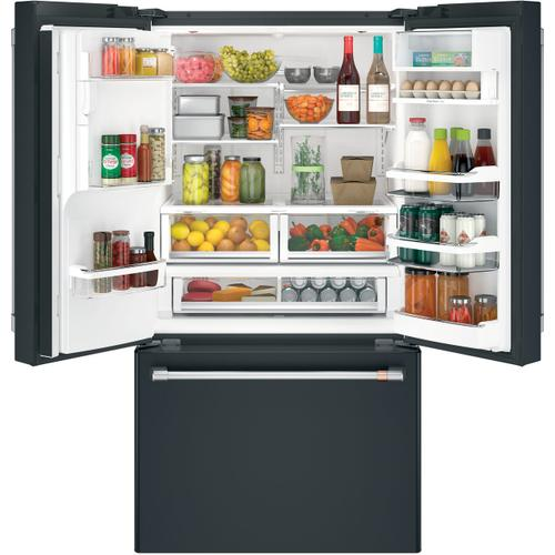 Café ENERGY STAR® 27.7 Cu. Ft. French-Door Refrigerator with Keurig® K-Cup® Brewing System