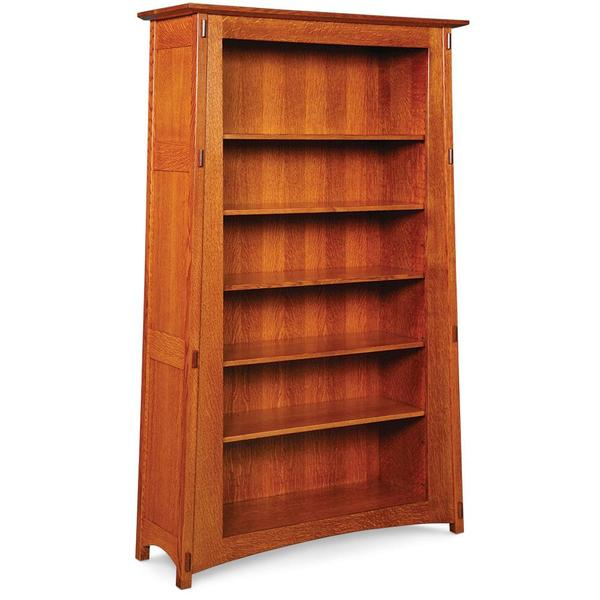 See Details - McCoy Open Bookcase