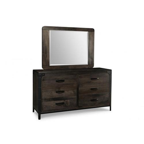 Handstone - Portland 6 Drawer Dresser