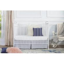 View Product - Washed White Abigail 3-in-1 Convertible Crib