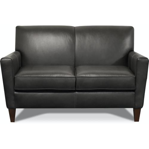 6206LS Collegedale Leather Loveseat