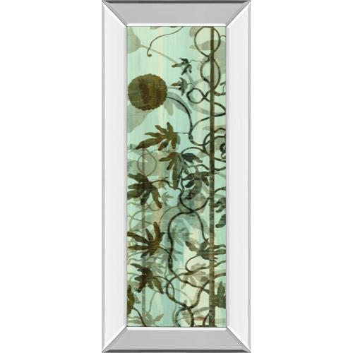 "Classy Art - ""Climbers IV"" By James Burghardt Mirror Framed Print Wall Art"