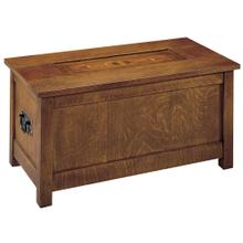Gustav Stickley Collector Chest
