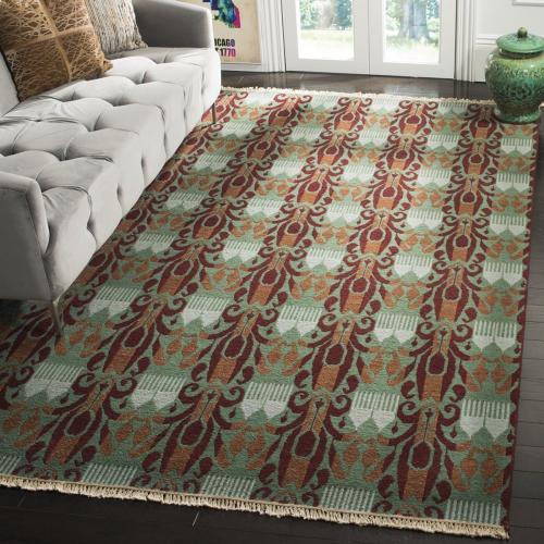 Dhurries Hand Knotted Rug