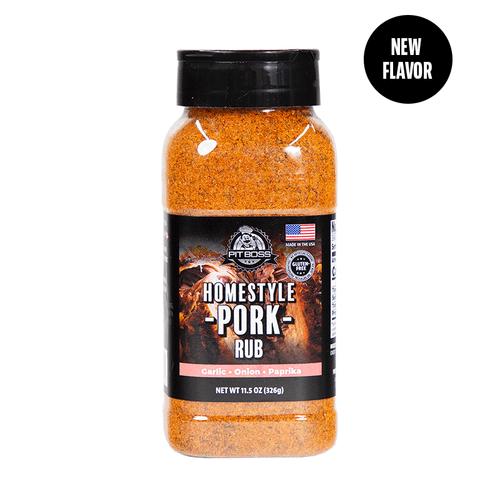 Pit Boss - 11.5 oz Homestyle Pork Rub